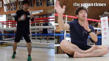 Interview with Kosei Tanaka, WBO flyweight champion