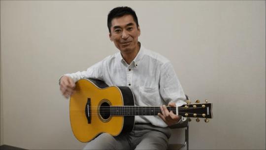 ヤマハ「トランスアコースティックギター」を弾いてみた!