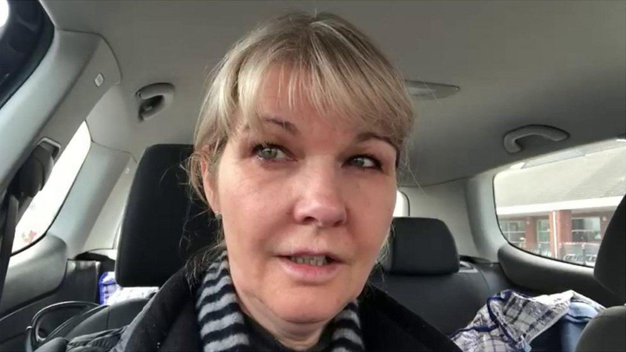 「買い占めはやめて!」 48時間勤務の看護師、食べ物を確保できず涙の訴え