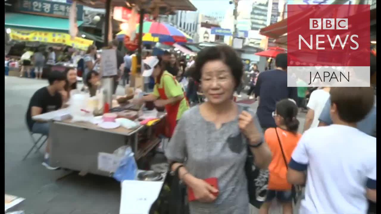 トランプ氏の北朝鮮強硬策 韓国の人たちは支持するのか