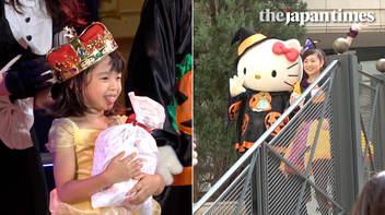 ゲートシティ大崎、ハローキティも登場するハロウィンパーティ開催