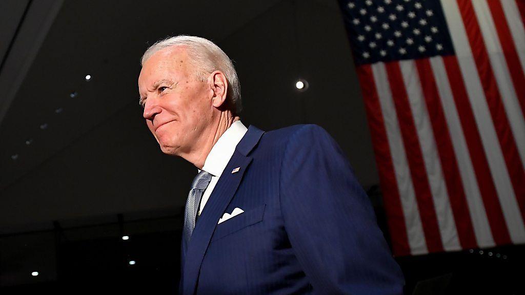 【米大統領選2020】 「ホワイトハウスに品位を取り戻す」 バイデン氏、4州で勝利