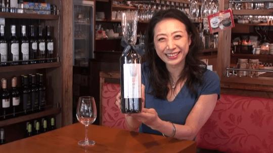 今日のワインはこれ「レゼルヴ・デュ・ゴルフ」
