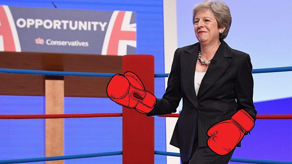 戦い続けるメイ英首相 ブレグジットへの2年間
