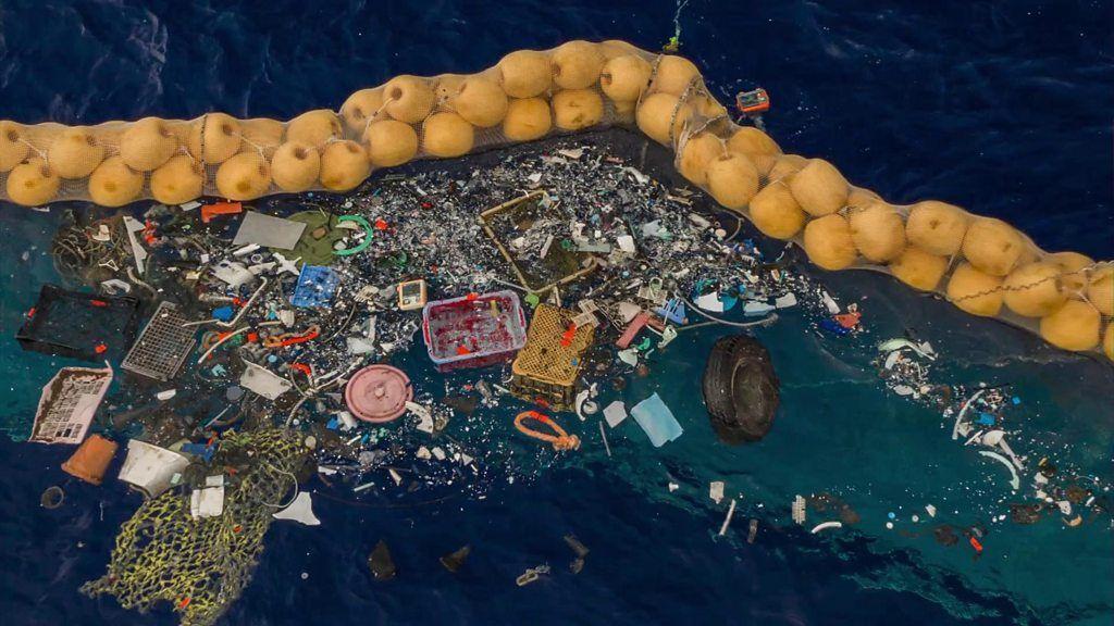 「太平洋ごみベルト」を縮小せよ オランダのプロジェクトが初の成功
