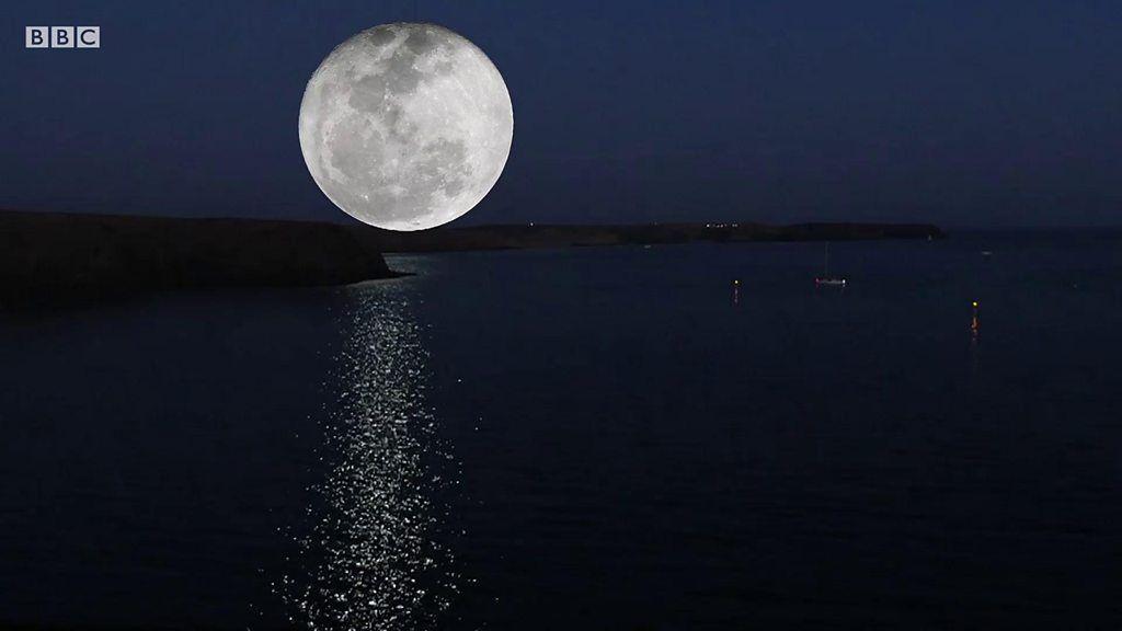 「月は縮んでいる」 NASAが発表、その仕組みは?