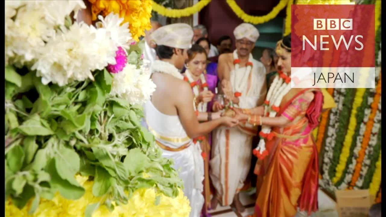 結婚式に見知らぬ客? インドで新たな観光ビジネス