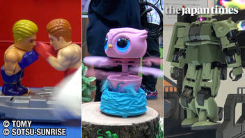 International Tokyo Toy Show 2019 at Tokyo Big Sight