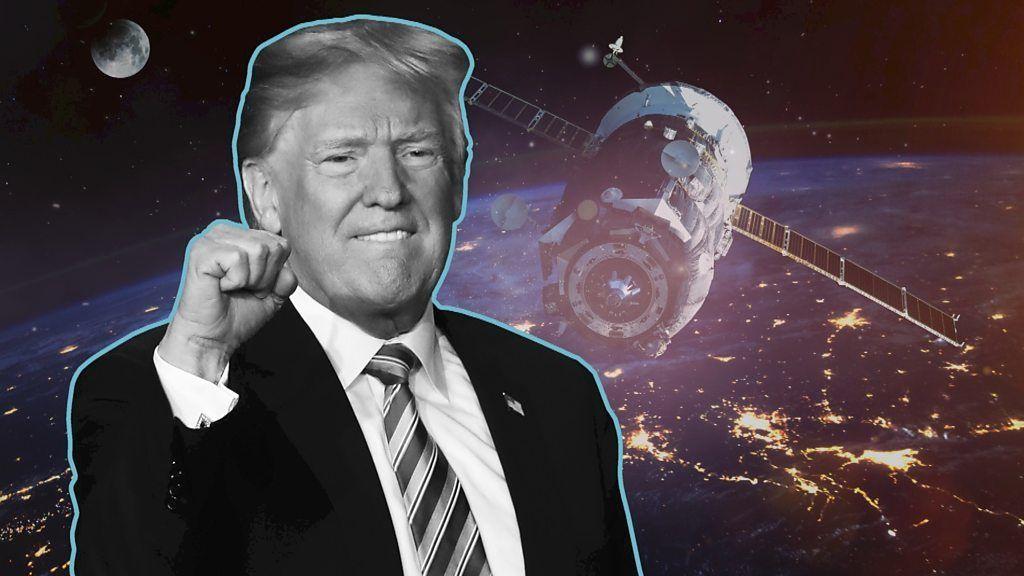トランプ大統領の「宇宙軍」は実現するか