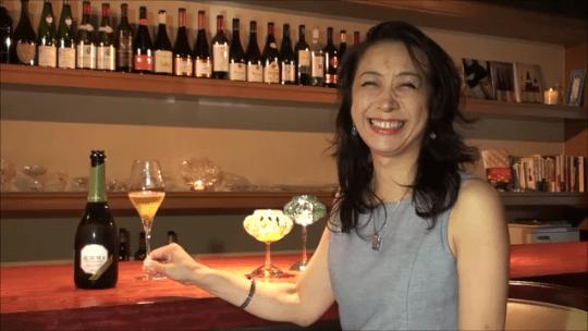 今日のワインはこれ「アウロラ エスプマンテ ブリュット」