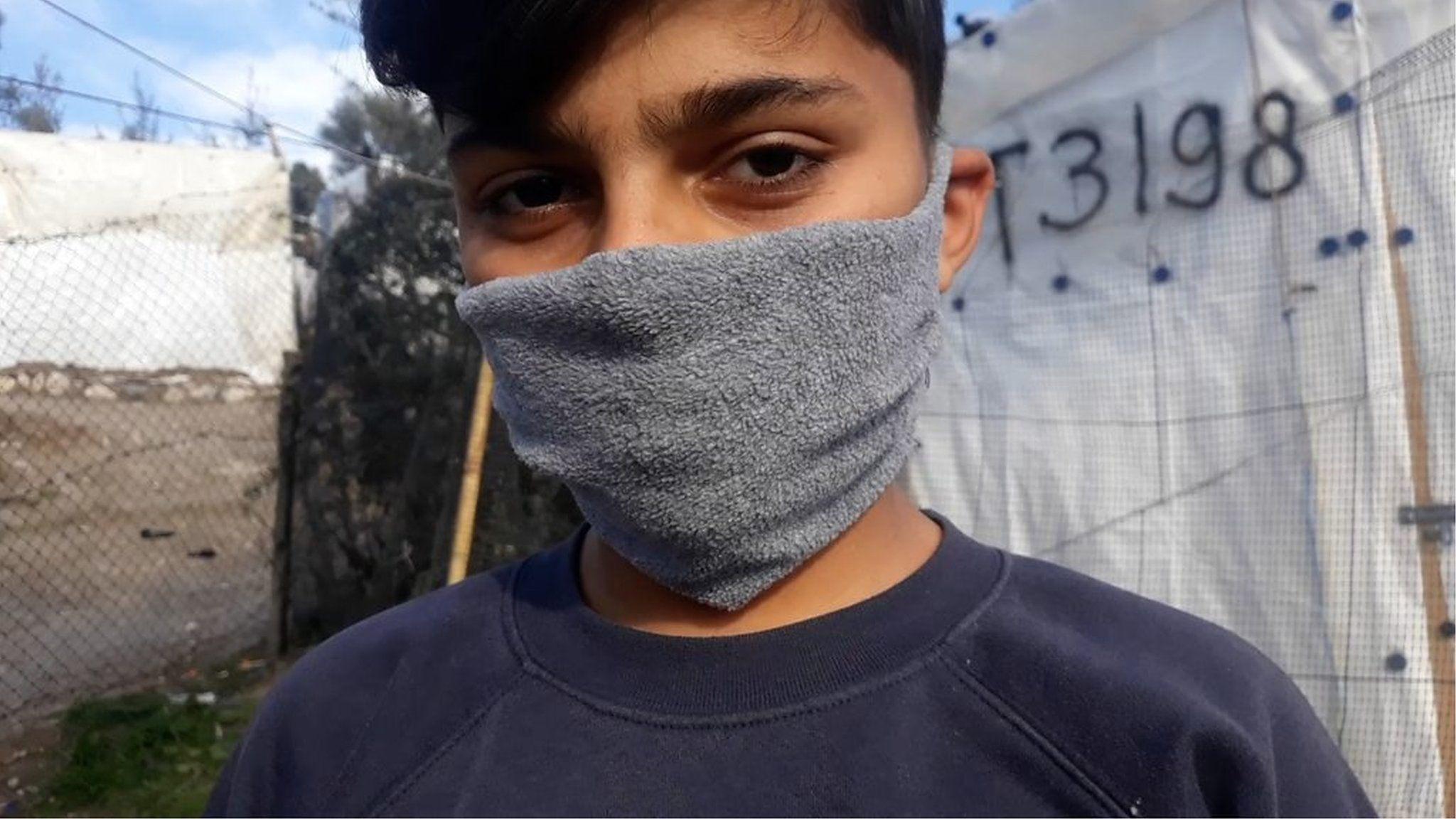 「手すら洗えない」難民キャンプ 新型ウイルス感染を防げるか