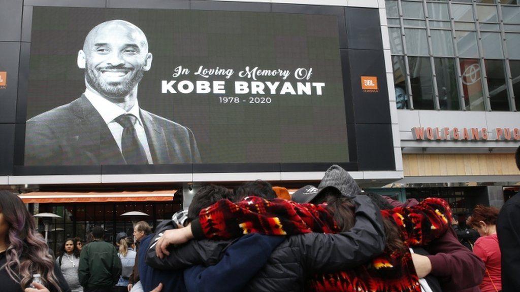 「悪い夢みたいだ」 元NBAコービー・ブライアントさん急死で