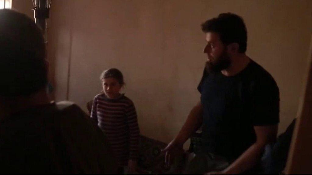 若い世代に「まともな生活を」 シリア内戦で避難先を4度移った男性の願い