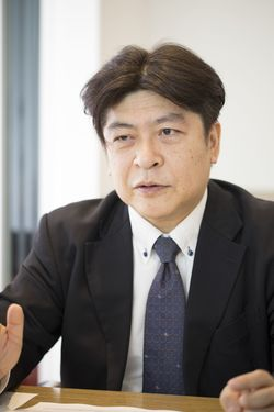 株式会社ペイジェント 取締役副社長 兼 営業推進一部長 君野 則之 氏