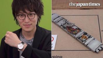 Introducing Sony's wena smartwatch