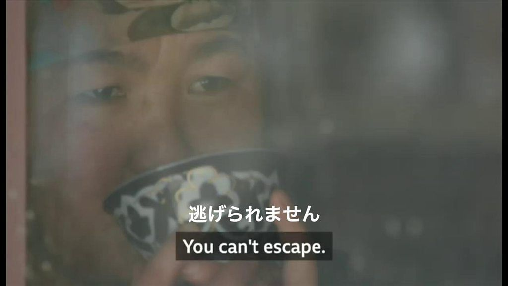 後頭部に電気ショックを……中国のウイグル人収容所で