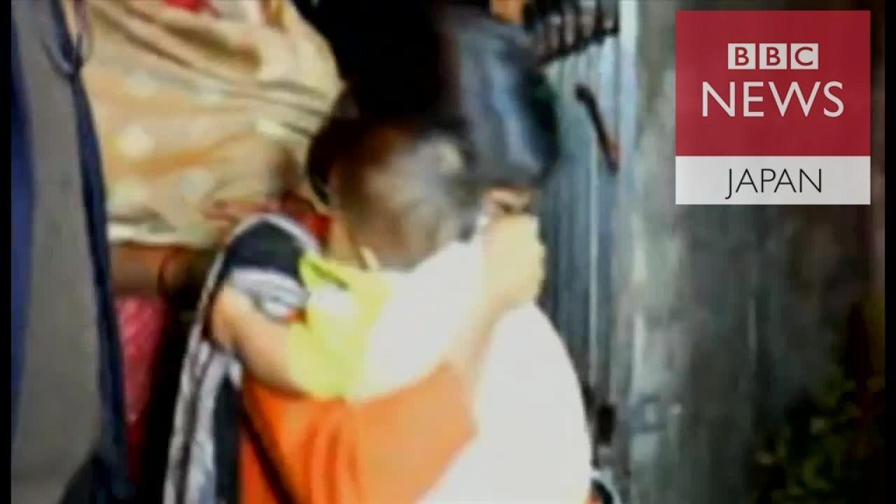 「私の赤ちゃんは盗まれて売られた」 インド・コルカタで摘発