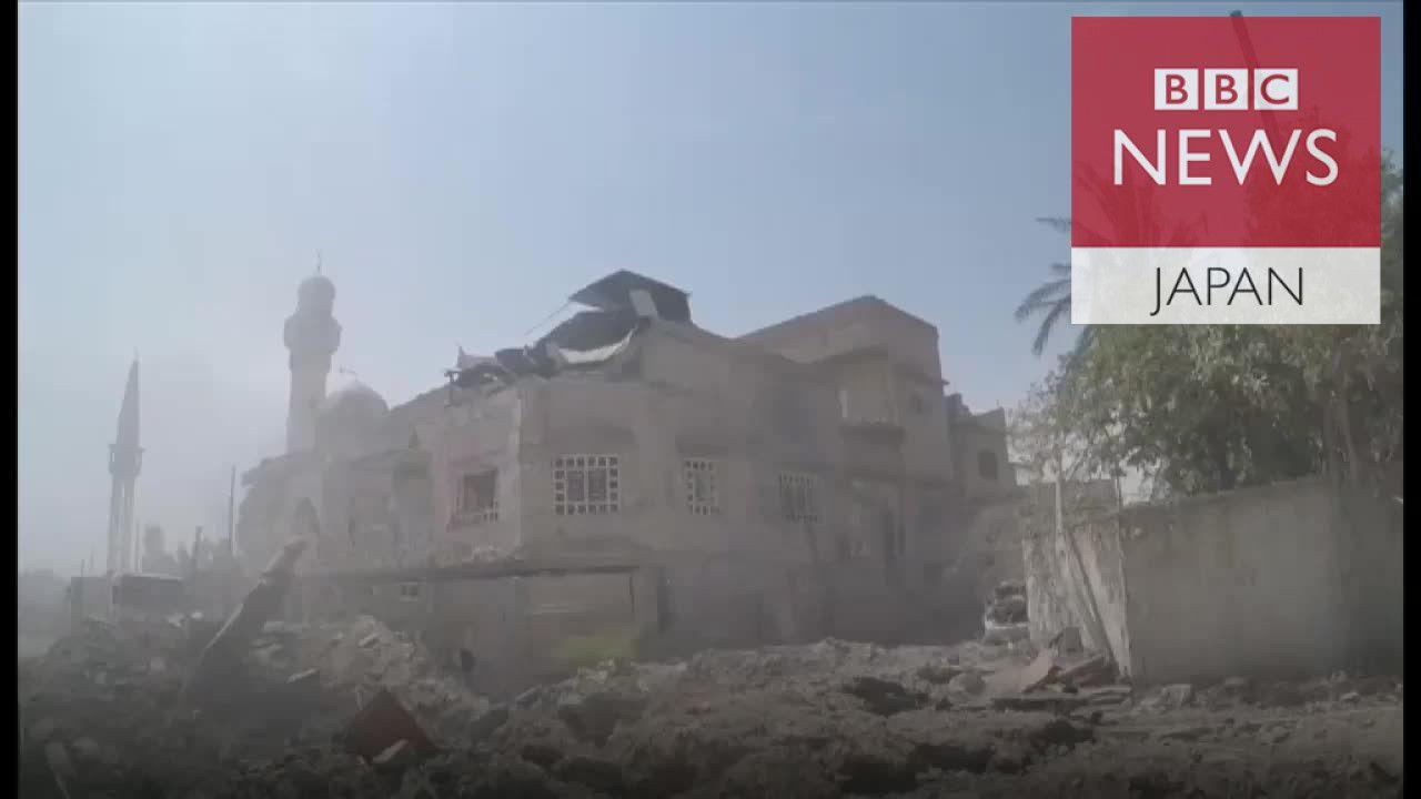生存者を探して――解放されたイラク・モスル