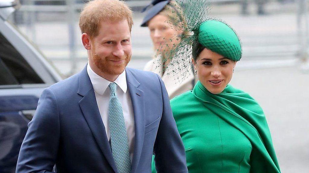ハリー王子とメガン妃、「主要な王族」として最後の公務