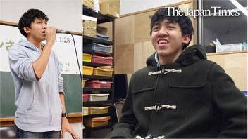 Interview with Utinan Won, the Japan-born Thai teenager facing deportion