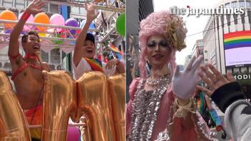 Tokyo Rainbow Pride 2017 parade