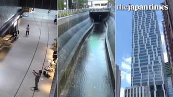 Visiting Shibuya Stream, Tokyo's newest landmark