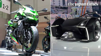 東京モーターショー2019で発表された新車たち