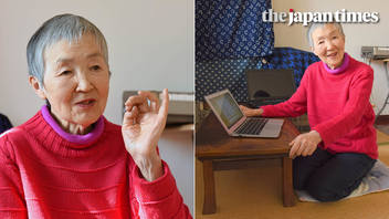 Interview with Japan's Masako Wakamiya, an 82-year-old computer programmer