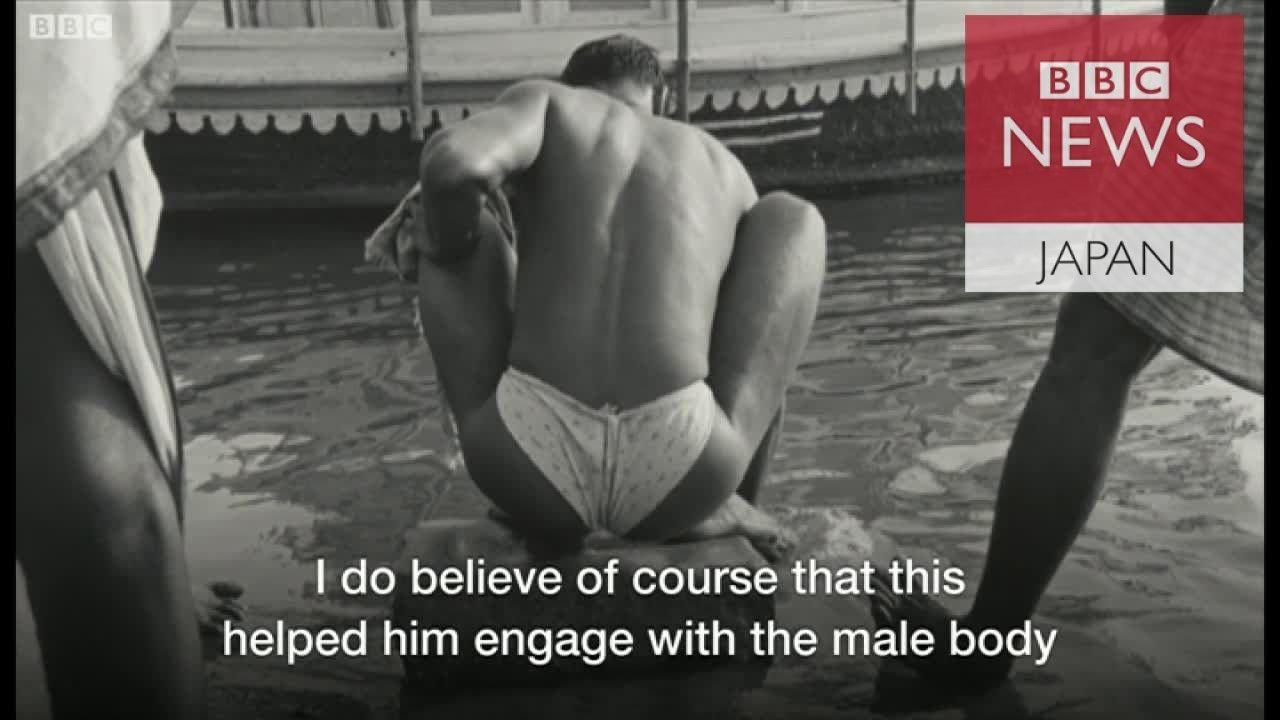 米写真家ゲドニーの作品展、インドにおける男らしさと官能とらえる
