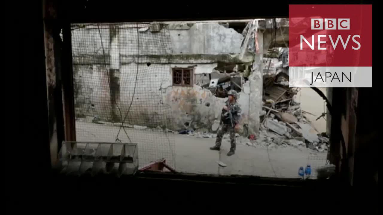 過激派は「最後の抵抗」 フィリピン・マラウイ市占拠で政府軍