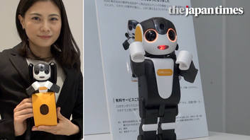 Introducing the next generation of RoBoHoN