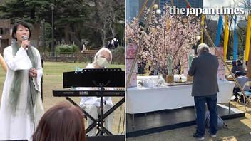 3.11復興への願いを込めて「311 未来へのつどい Peace on Earth」追悼式開催