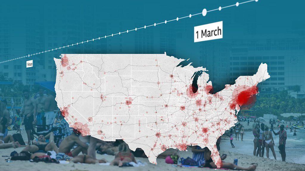 アメリカが失った6週間 新型ウイルス対策はなぜ遅れた