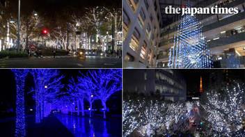 都内各所の2019年クリスマスイルミネーション
