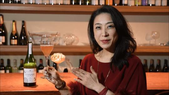 今日のワインはこれ「リタファーム&ワイナリー 花火 旅路」