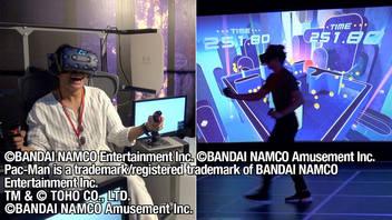 Visiting Mazaria: Bandai Namco's new VR arcade in Tokyo