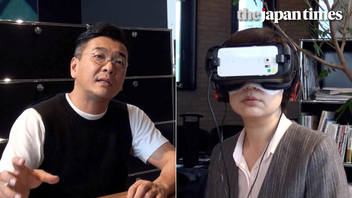 VR video to experience dementia