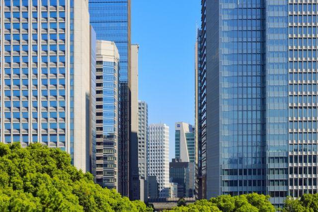 世界有数の国際ビジネス拠点、大手町が華麗に進化中