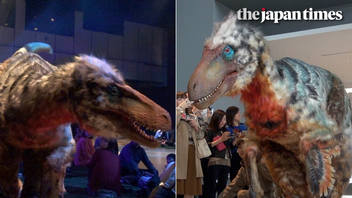 Dinosaur Live Dino Safari 2018
