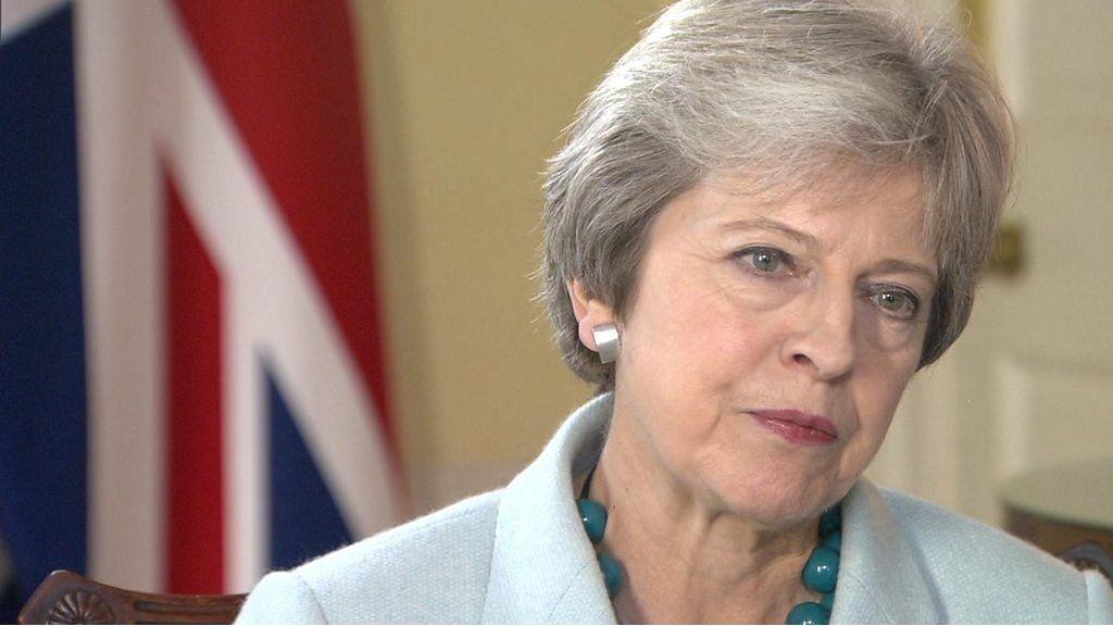 欧州との関係、#MeTooについても メイ首相インタビュー