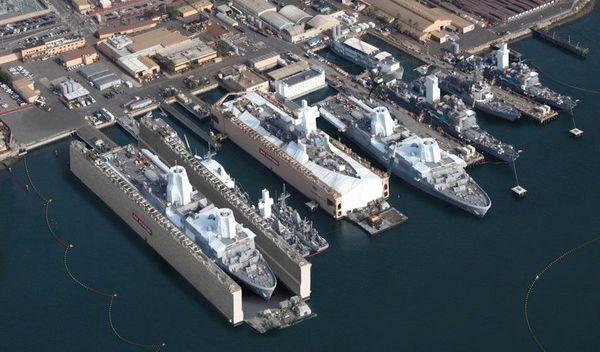 「狂気の沙汰だ」米海軍の中国製品購入に怒りの声 米海軍施設にも食い込む中国の影響力(jbpress) 赤かぶ