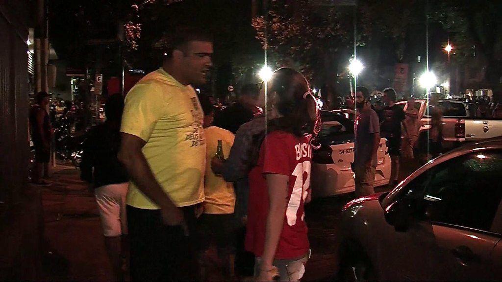 ブラジル大統領選の歓喜と悲嘆と怒り 極右ボルソナロ氏勝利