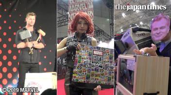 サブカルチャーの祭典「東京コミコン2019」幕張メッセで今年も開催