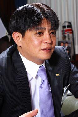 安里繁信氏/前田せいめい撮影