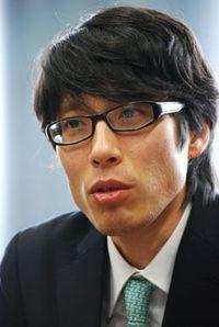 竹田恒泰氏/前田せいめい撮影