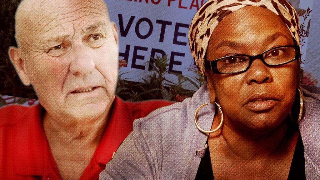 米国の有権者、投票の決め手は? 中間選挙目前