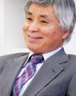 岸宣仁氏/前田せいめい撮影