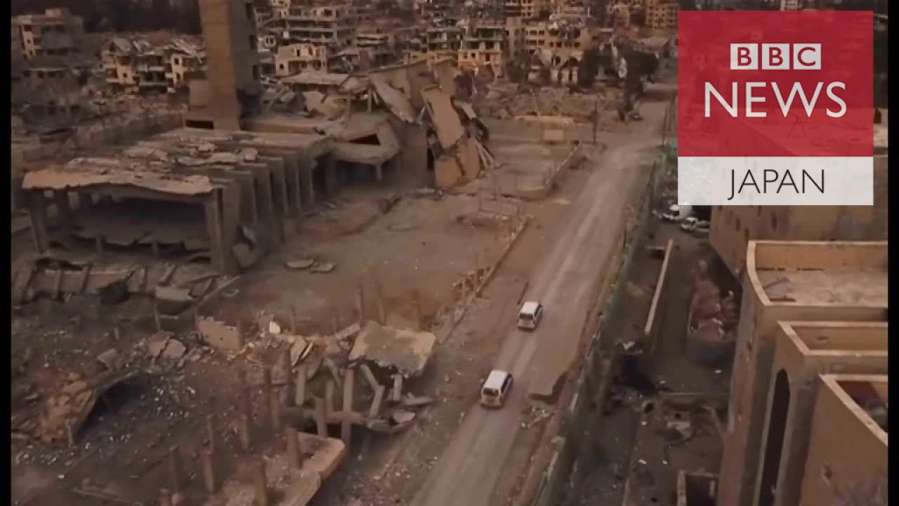 IS「首都」の奪還 戦闘員撤退めぐる裏取引が明らかに