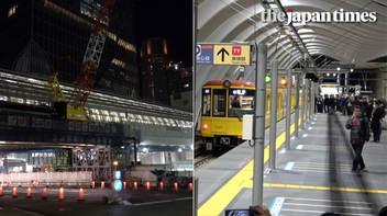 東京メトロ銀座線の新たな渋谷駅、公開