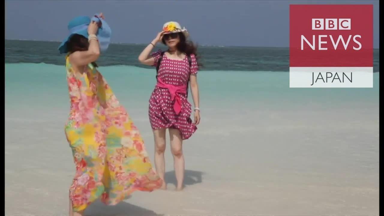 中国・西沙諸島ツアー お目当ては白砂のビーチと国旗掲揚